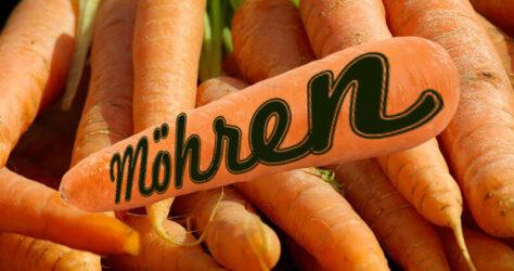 Möhren / Karotten