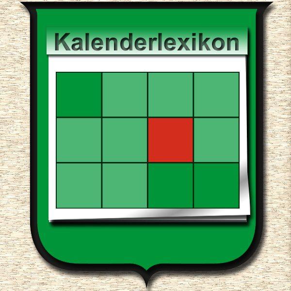 Kalenderlexikon