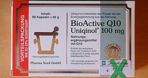bioactive q10 ubiquinol
