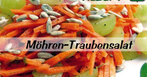 Möhren-Traubensalat NuG