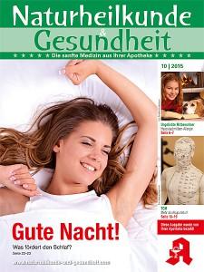 Haupttext mit freundlicher Genehmigung der S & D Verlag GmbH. Das komplette Heft bekommen Sie auch bei uns in der Apotheke.