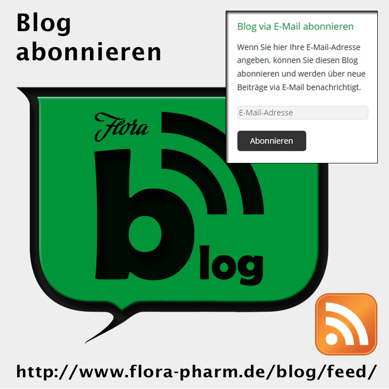 blog abonnieren wie geht das flora apotheke hannover. Black Bedroom Furniture Sets. Home Design Ideas