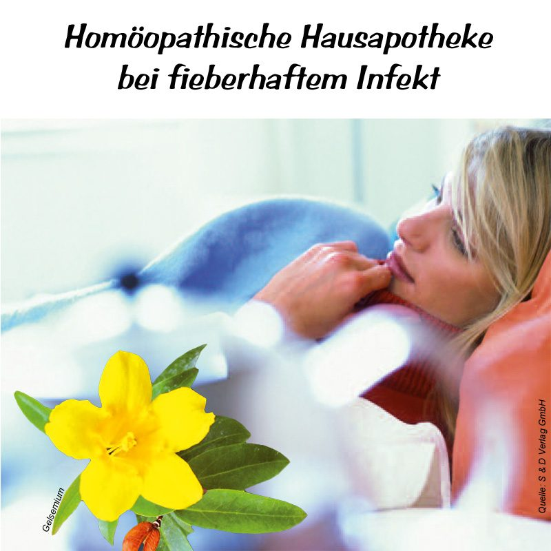 fieberhafter infekt hom opathische hausapotheke flora apotheke hannover. Black Bedroom Furniture Sets. Home Design Ideas