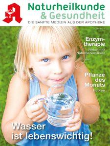 Text mit freundlicher Genehmigung der S & D Verlag GmbH. Das komplette Naturheilkunde und Gesundheit Heft bekommen Sie auch bei uns in der Apotheke.