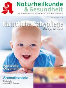 Text mit freundlicher Genehmigung der S & D Verlag GmbH / mit eigenen Modifikationen. Das komplette Naturheilkunde und Gesundheit Heft bekommen Sie auch bei uns in der Apotheke.