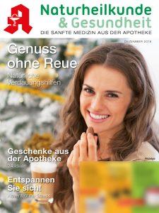 Text mit freundlicher Genehmigung der S & D Verlag GmbH. Mit eigenen Ergänzungen! Das komplette Naturheilkunde und Gesundheit Heft bekommen Sie auch bei uns in der Apotheke.