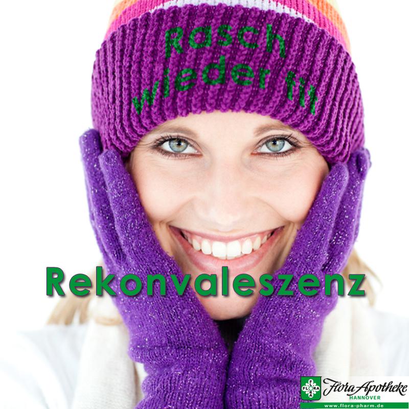 Rekonvaleszenz – Rasch wieder fit!
