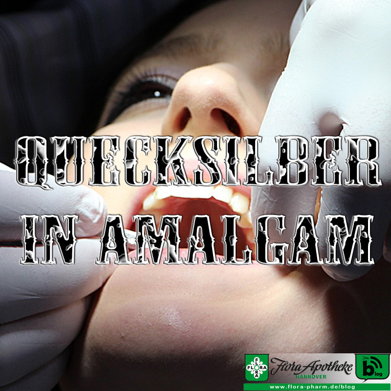 Quecksilber in Amalgam