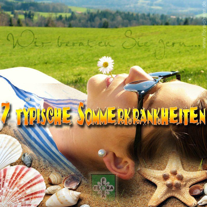 Sommerkrankheiten