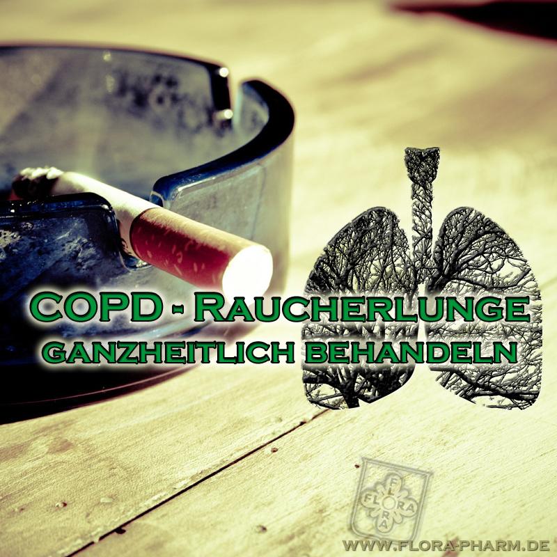Raucherlunge COPD