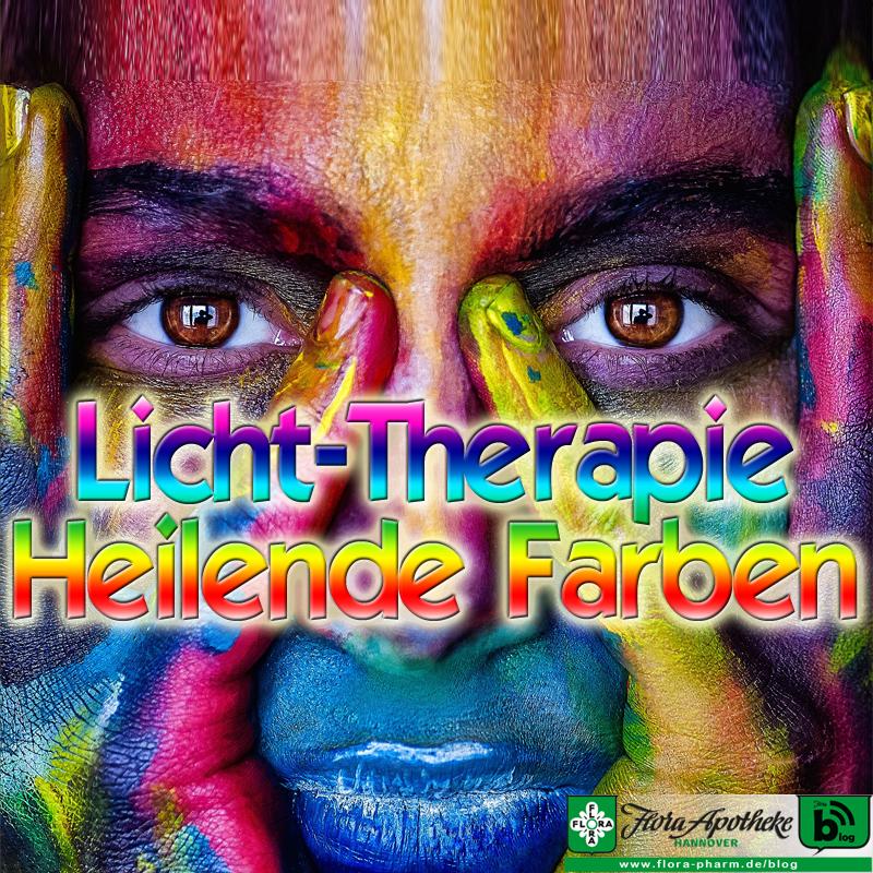 Licht-Farben - Licht-Therapie