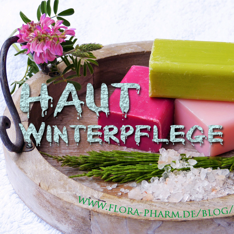 Haut Winter Pflege