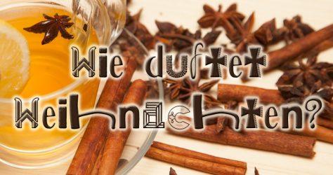 Weihnachtsduft Aromatherapie