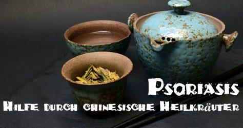 Psoriasis Schuppenflechte - Traditionelle Chinesische Medizin