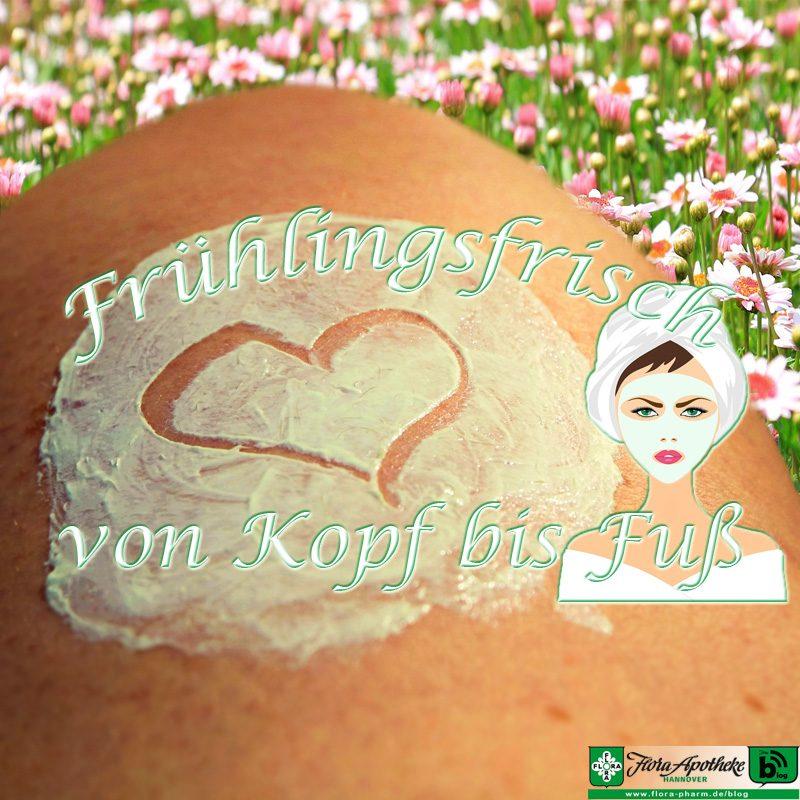 Pflege zum Frühling - Haut zeigen