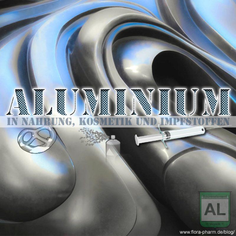 Aluminium in Nahrung, Kosmetik und Impfstoffen