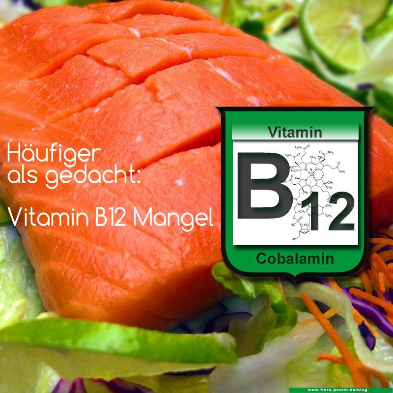 Vitamin B12 Mangel