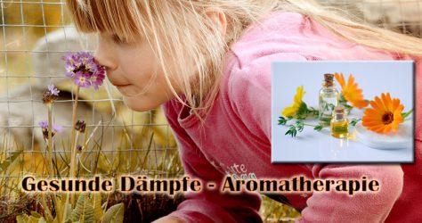 Aromatherapie gegen Erkältung