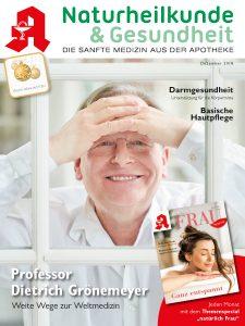 Naturheilkunde & Gesundheit Cover