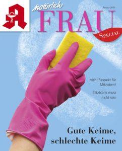 natürlich Frau Cover 01/19