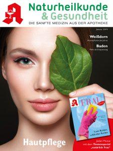 Naturheilkunde & Gesundheit Cover Januar 2019