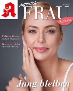 Cover natürlich Frau 03-19