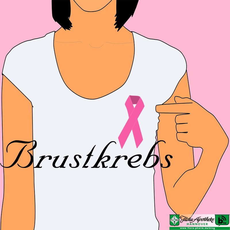 Brustkrebs - Pink Ribbon