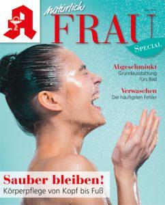 Cover Natürlich Frau 7/19