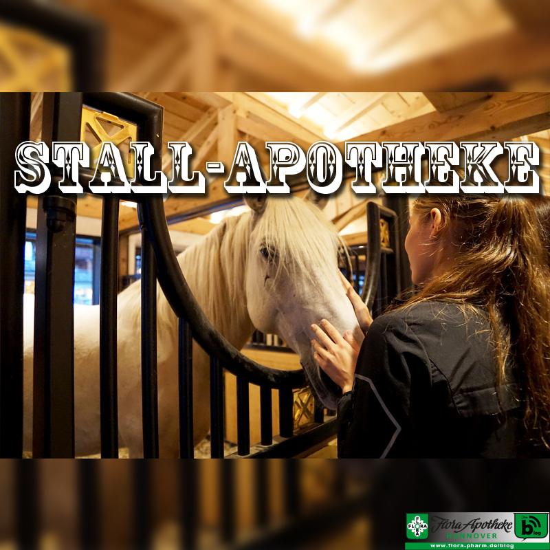 Stall Apotheke