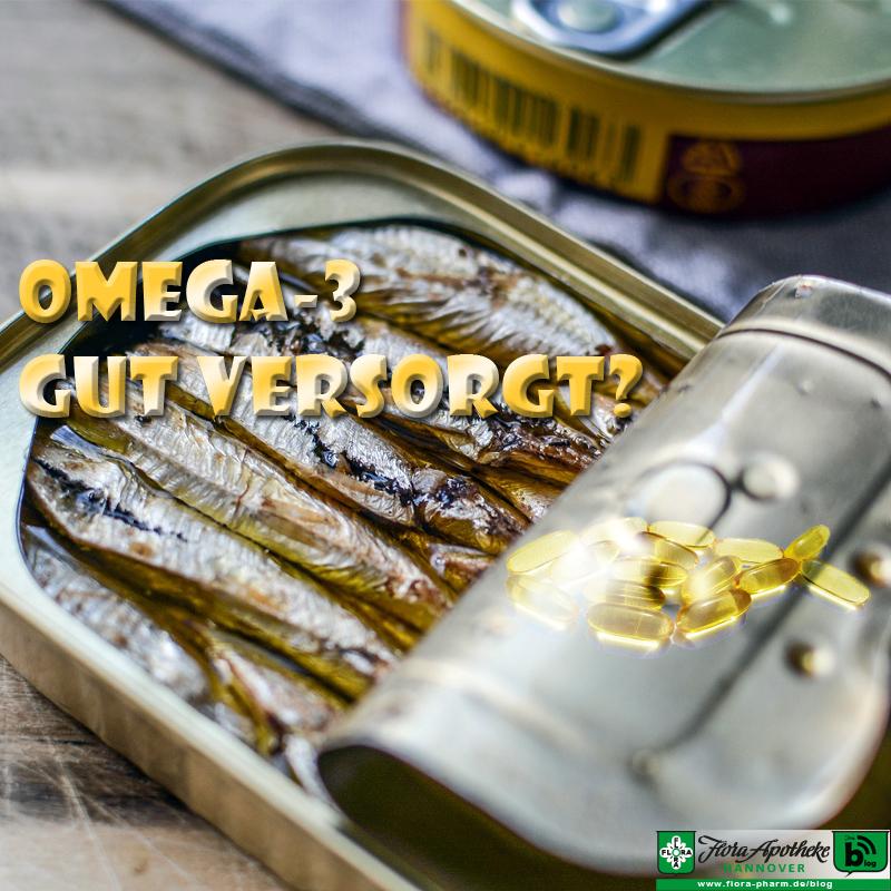 Omega-3 Versorgung