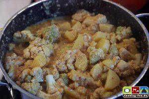 Veggy Curry - Dank an Cooking-Fun.de