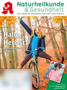 Cover 10/19 Naturheilkunde und Gesundheit