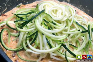 Zoodles bzw Zoodeln