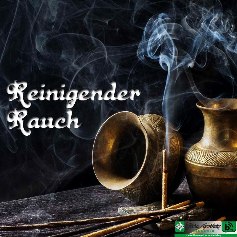 Reinigender Rauch / Räuchern / Räucherstäbchen