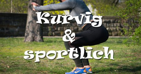 Kurvig und sportlich