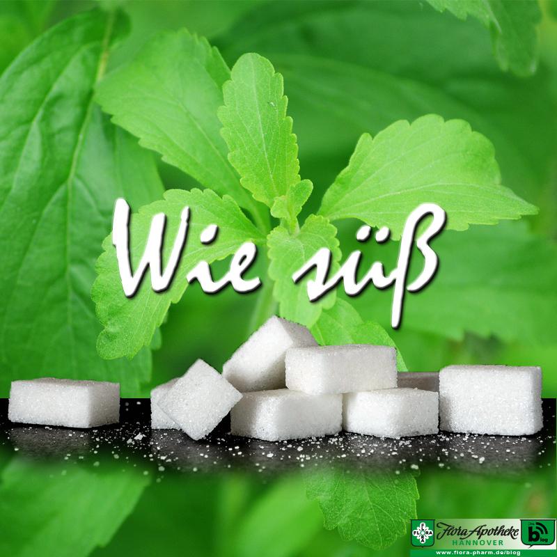 Wie süß - Natürlicher Zuckerersatz