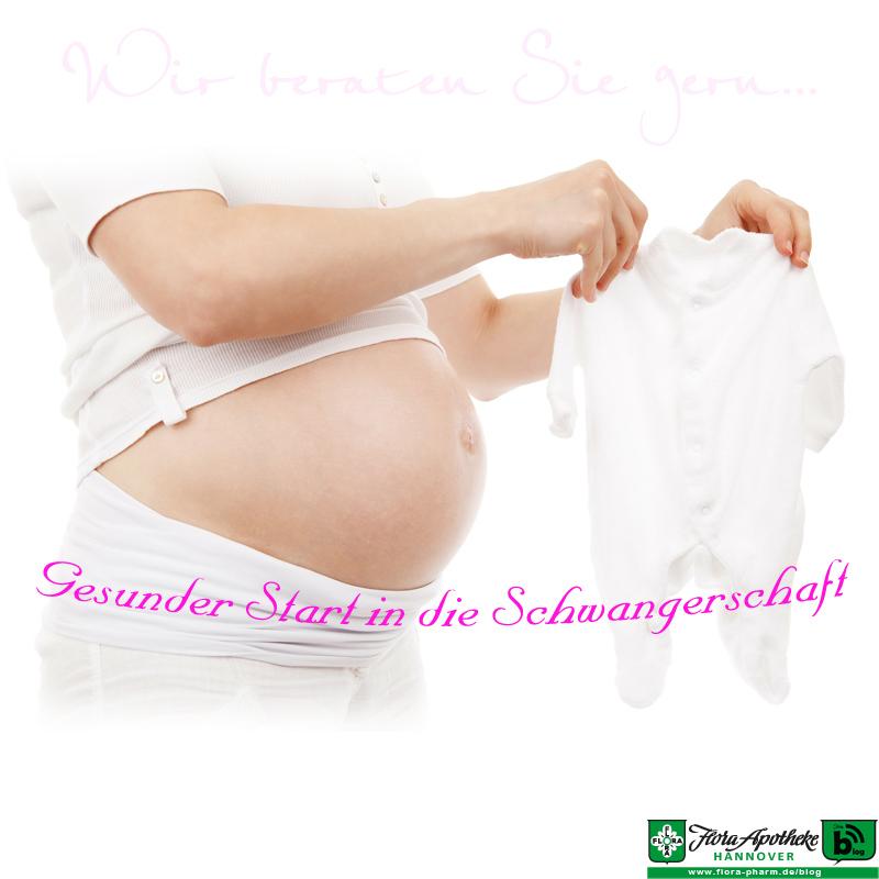 Schwangerschaft - Gesunder Start