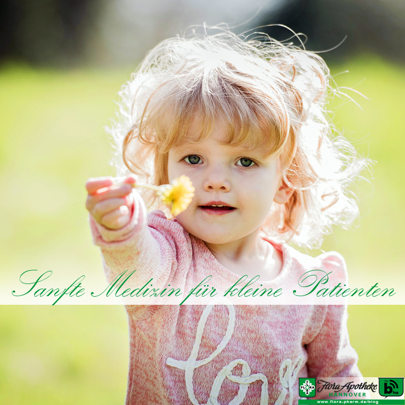 Sanfte Medizin für Kinder