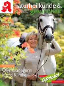 Coverbild Naturheilkunde & Gesundheit 10/20