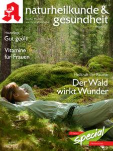 Naturheilkunde & Gesundheit Cover 2/21