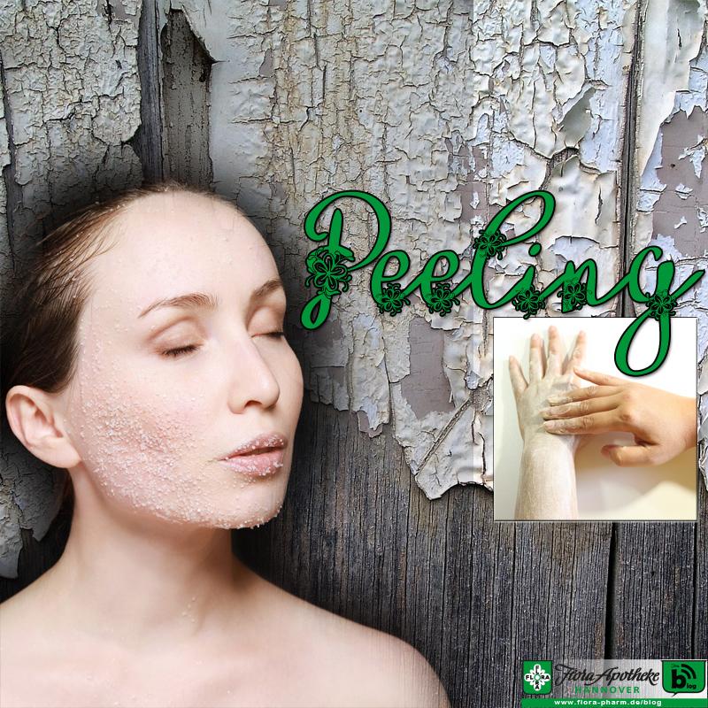 Peeling für schöne Haut