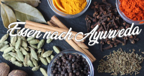 Essen nach Ayurveda