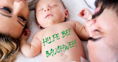 Bauchweh bei Kleinkind